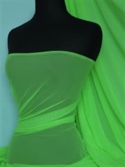LT Power Mesh 4 Way Stretch Material- Parrot Green 109 LT PRGR