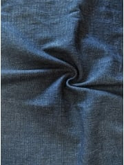 Denim Rocco Medium Weight Stretch Fabric- Blue SQ88 BL
