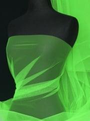 Tutu Fancy Dress Net Material- Lime Green Q174 LMGR