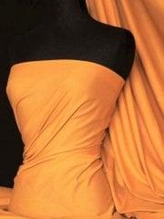 Poly Cotton Material- Marigold Q460 MGLD