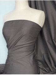 Poly Cotton Material- Grey Q460 GR