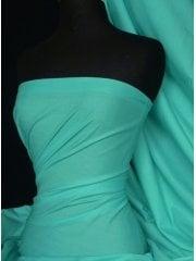Poly Cotton Material- Caribbean Blue Q460 CRBL