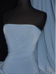 Silk Touch 4 Way Stretch Lycra Fabric- Periwinkle Blue Q53 PWNK