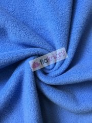 Anti-Pill Polar Fleece Soft Cuddly Washable Fabric- Cornflower Blue PF-NEW CBL