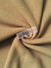 Anti-Pill Polar Fleece Soft Cuddly Washable Fabric- Mocha PF-NEW MCH