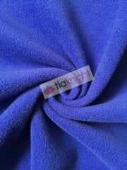 Anti-Pill Polar Fleece Soft Cuddly Washable Fabric- Royal Blue PF- RBL