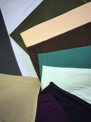 10 PIECES Clearance (1 Metre) Soft Touch 4 Way Stretch Lycra Fabric Job Lot Bundle- Multi JBL116
