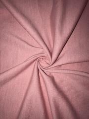 100% Viscose Stretch Fabric Material- Marl Pink 100VSC MPN