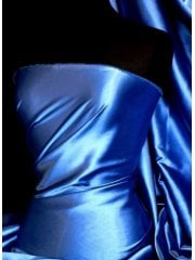 Super Soft Satin Fabric- Royal Blue Q710 RBL