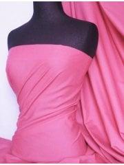 25 METRES Poly Cotton Material Job Lot Bolt- Pretty Pink JBL225 PTPN