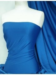 Marcy 4 Way Stretch Poly Lycra Fabric- Cornflower Blue Q1336 CBL