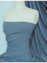Matt Lycra 4 Way Stretch Fabric- Niagara Blue Q56 NBL