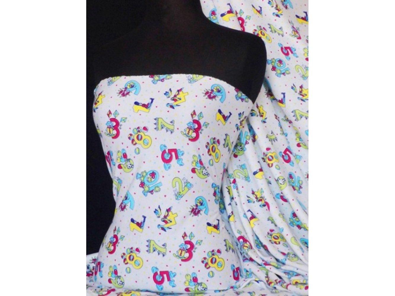 100 cotton interlock knit soft jersey t shirt fabric one