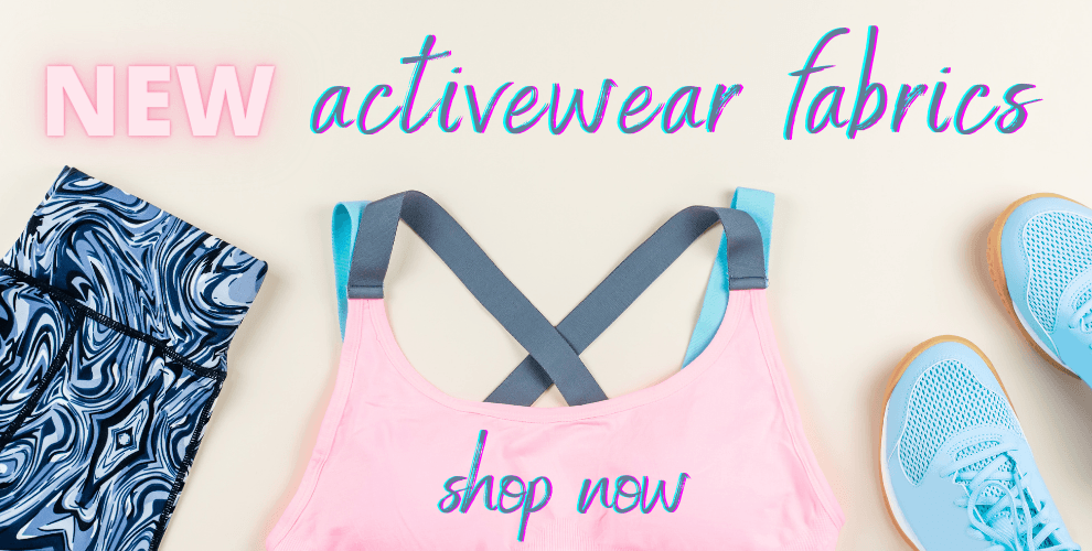 NEW Activewear Fabrics