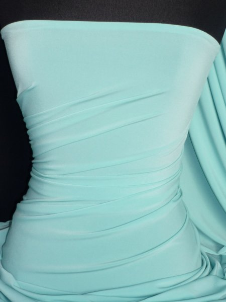 Soft Touch 4 Way Stretch Lycra Fabric- Mellow Yellow Q36 MYL