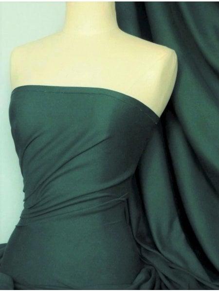 Scuba Stretch Poly Lycra Fabric- Sky Blue Q792 SKBL