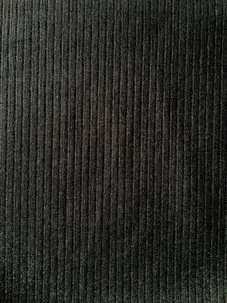 Bengaline Pin Stripe Stretch Fabric- Black SQ116 BK