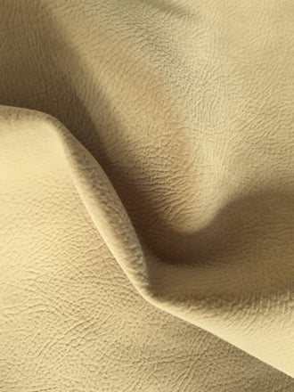 Faux Luxury Supple Suede Embossed Interior Upholstery Fabric- Oatmeal SQ172 OTML