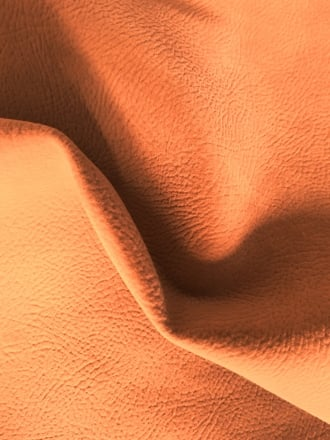 Faux Luxury Supple Suede Embossed Interior Upholstery Fabric- Copper SQ172 COP
