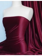 Steam Velvet Stretch Fabric- Cherry Red SV157 CHR
