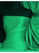 Scuba Stretch Poly Lycra Fabric- Jade Green Q792 JDGR