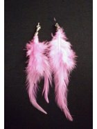 Feather Embellishment (Two Set)- Pink EM215 PN