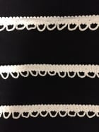 2 METRES Rope Braided Trim- White SY208 WHT