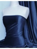 Steam Velvet Stretch Fabric- Navy Blue SV157 NYBL