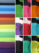 25 METRES Single Jersey Knit 100% Light Cotton T-Shirt Fabric Wholesale Roll- JBL466