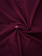 Peach Skin Soft Touch Drape Dress Fabric- Claret PSK208 CLRT