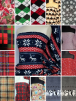 Polar Fleece Anti Pill Washable Soft Fabric- Christmas Prints