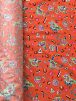 20 METRES 100% Cotton Woven Material Wholesale Roll- Ninja Turtles Orange JBL69 OR