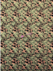 Poly Viscose Light Weight Stretch Sheer Fabric- Jungle Cheetah VSCP23 GRNPCH