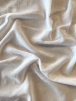 100% Cotton Light Weight Muslin Fabric- Ivory SQ513 IV