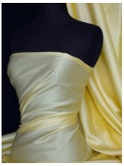 Cotton Poplin Sheen Shirt Fabric- Lemon Q596 LMN
