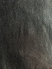 Bengaline Leather Look Stretch Fabric- Black SQ115 BK