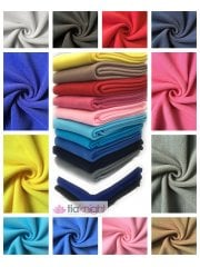 Anti-Pill Polar Fleece Soft Cuddly Washable Fabric- NEW COLOURS