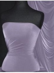 Silk Touch 4 Way Stretch Lycra Fabric- Pale Mauve Q53 PMVE