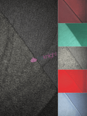 Sweatshirt Fleece Backed Super Soft Fabric (Tubular Width)- SQ400