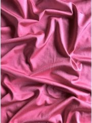 Shiny Lycra 4 Way Stretch Material- Flamingo Pink Q54 FLM