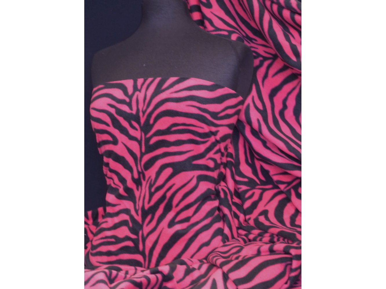 Polar Fleece Anti Pill Washable Soft Fabric- Baby Pink