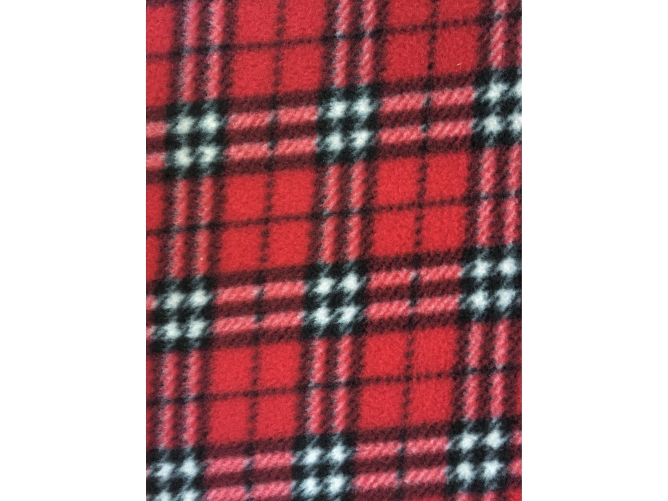 Polar Fleece Anti Pill Washable Soft Fabric- Ladybirds