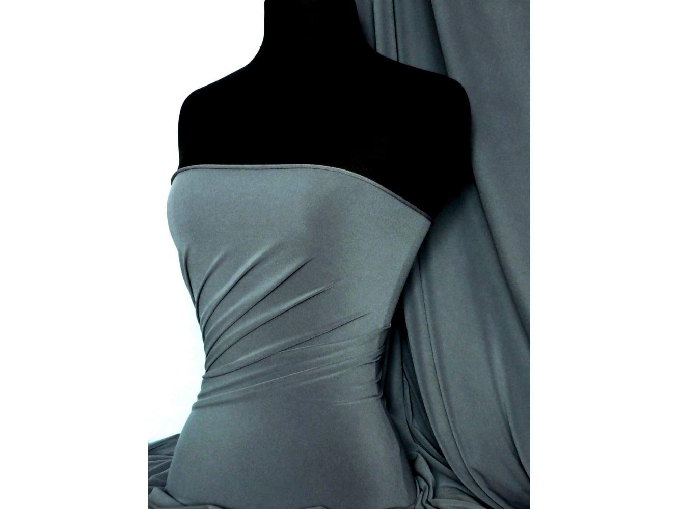 Soft Mint Silk Touch 4 Way Stretch jersey Lycra Fabric