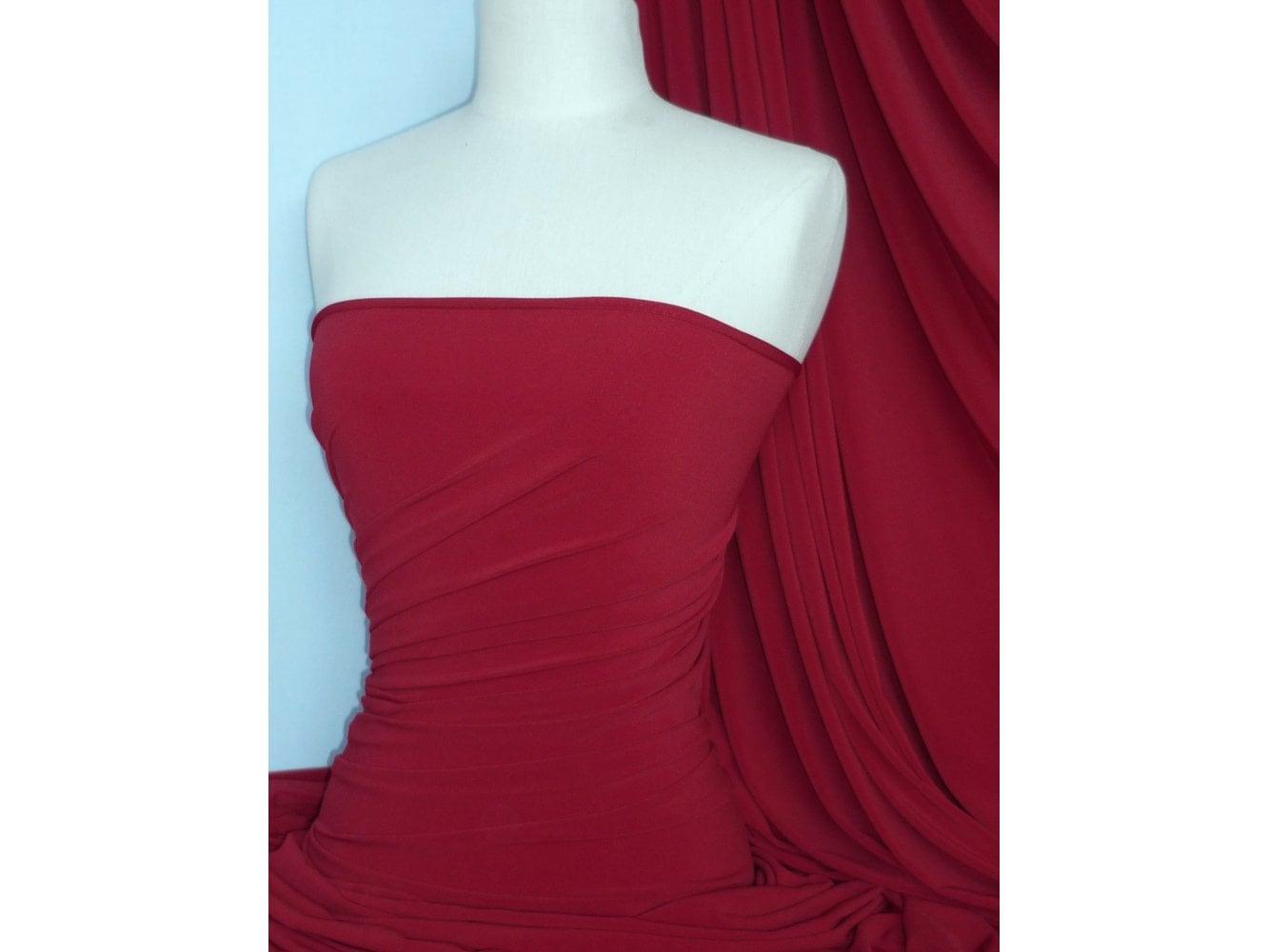 Soft Touch 4 Way Stretch Lycra Fabric- Sky Blue Q36 SKBL